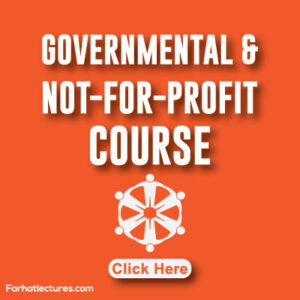 Governmental and Not-For-Profit Accounting