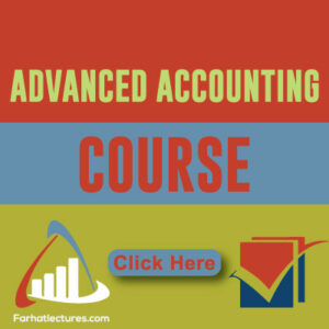 Advanced Accounting Course